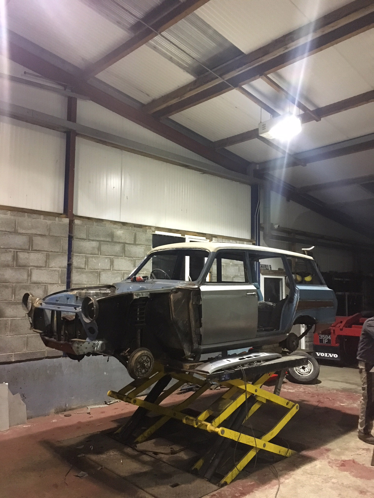 Ford Cortina Mk1 Car Restoration - Misc13