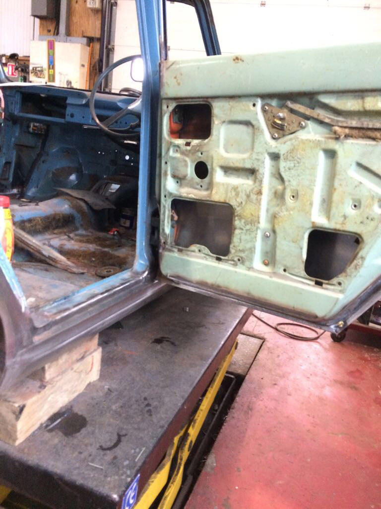 Ford Cortina Mk1 Car Restoration - Misc14