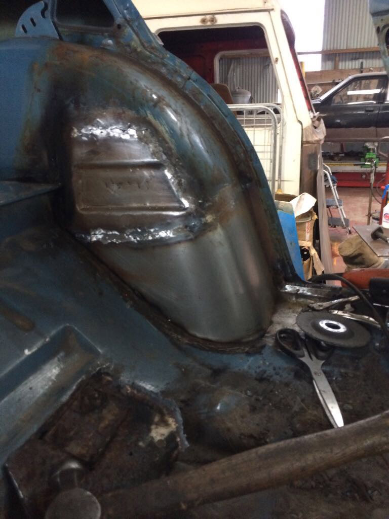 Ford Cortina Mk1 Car Restoration - Misc20