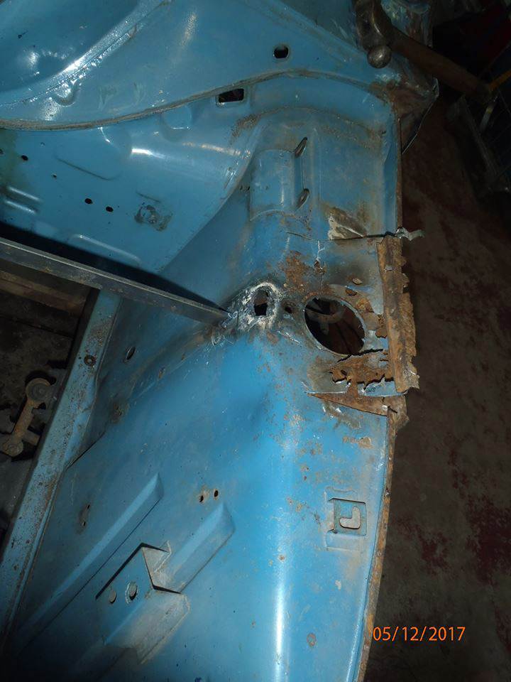 Ford Cortina Mk1 Car Restoration - Misc21