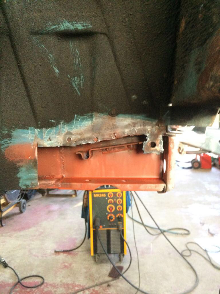 Ford Cortina Mk1 Car Restoration - Misc3