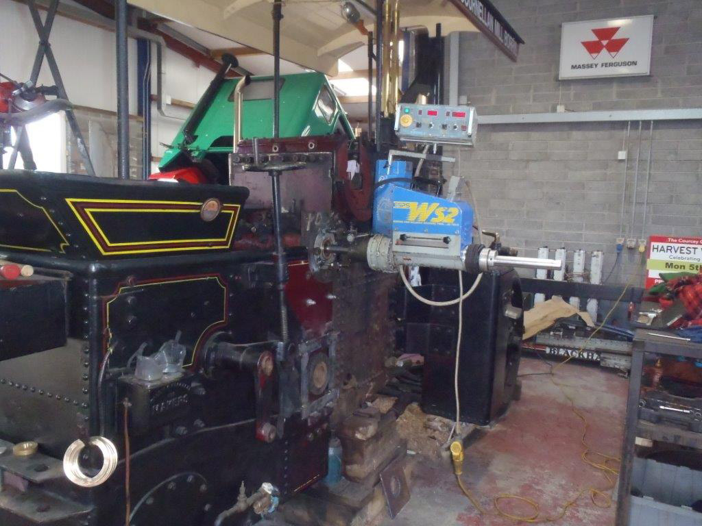 Steam Engine Restoration_1