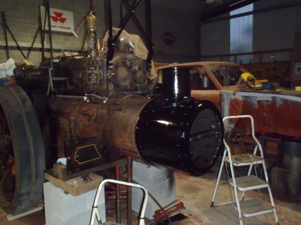 Steam Engine Restoration_223