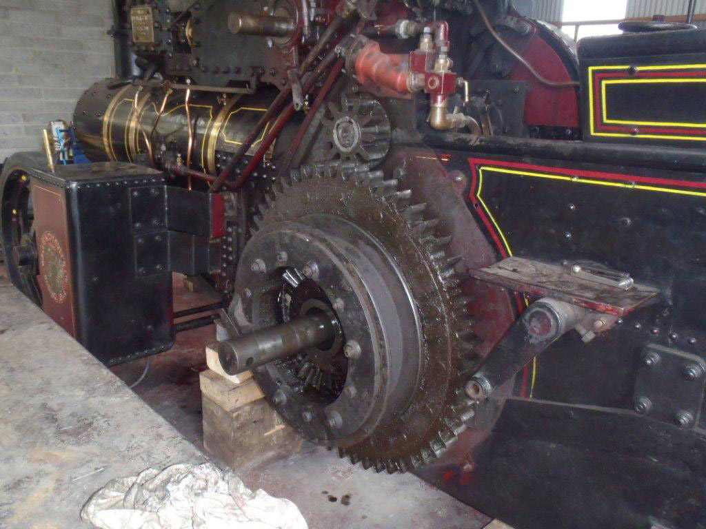 Steam Engine Restoration_7