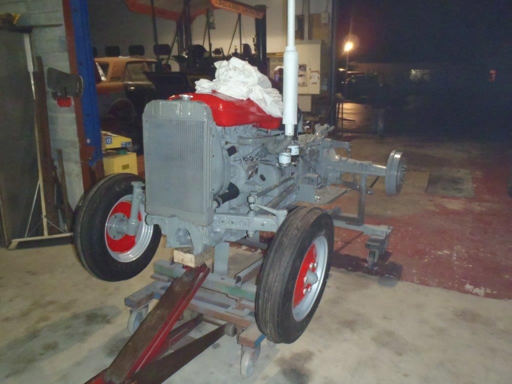 Tractor Restoration - Misc1