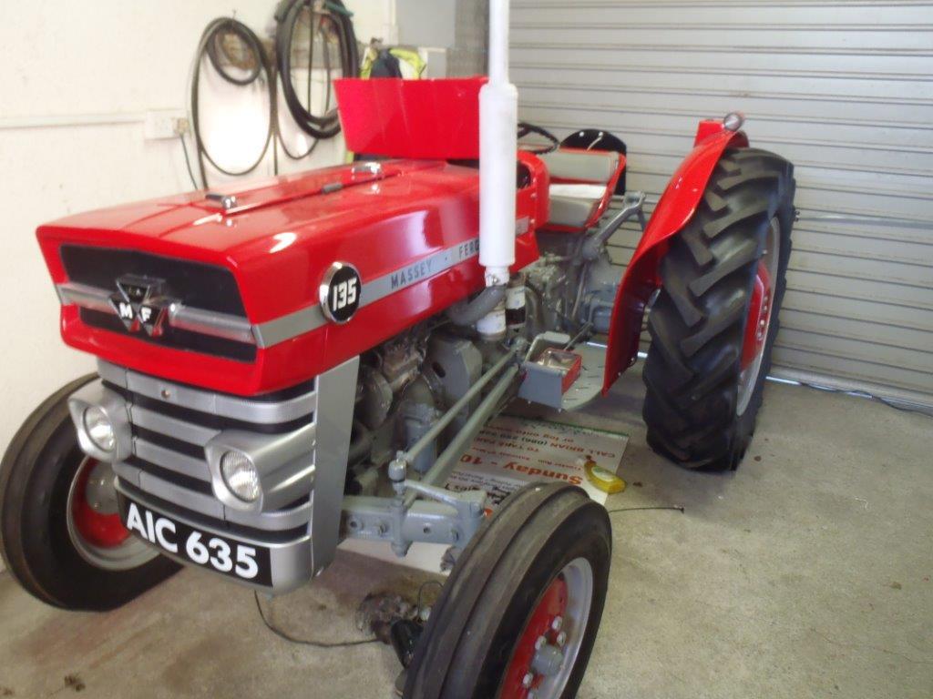 Tractor Restoration - Misc10