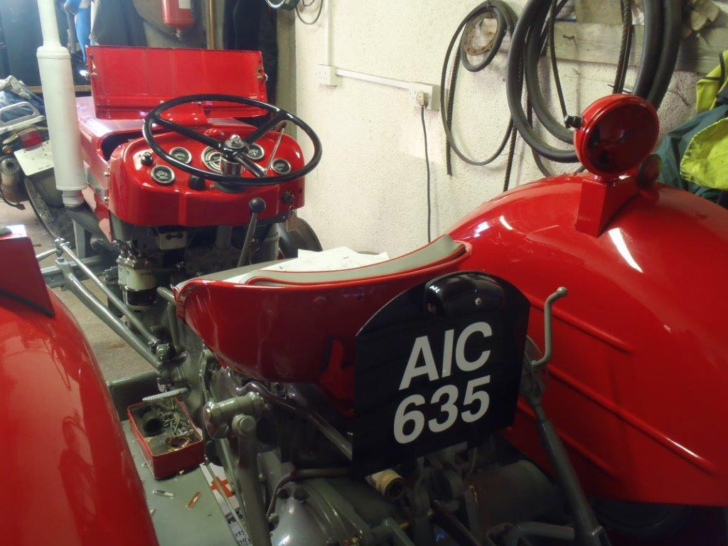 Tractor Restoration - Misc11