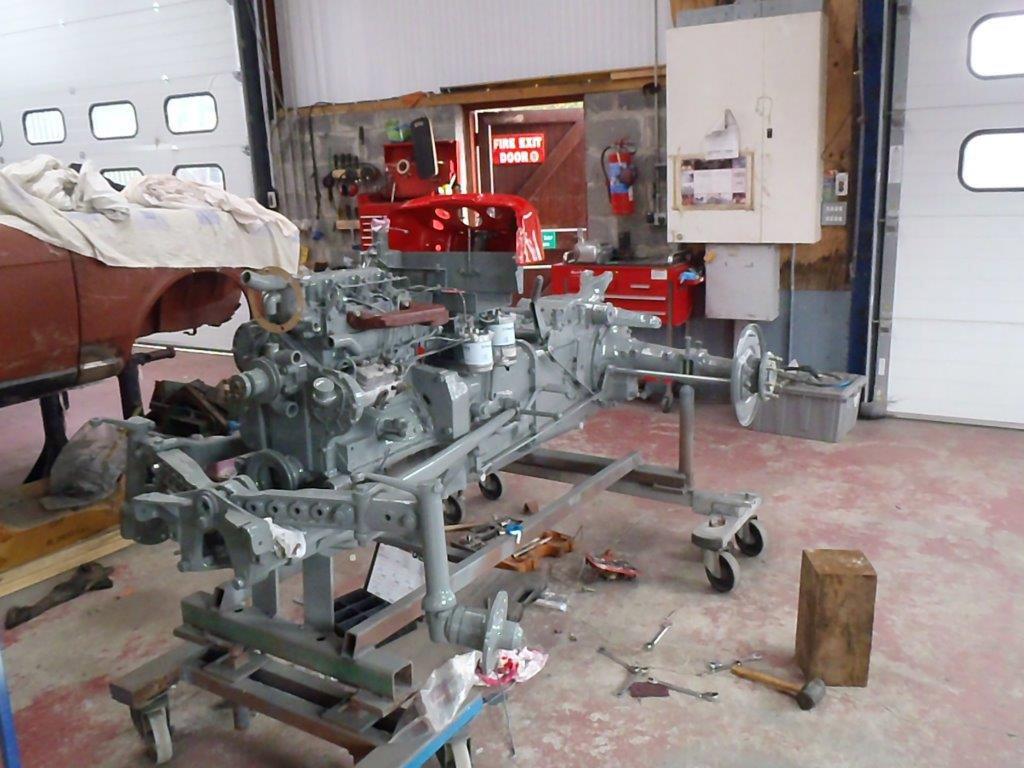 Tractor Restoration - Misc17