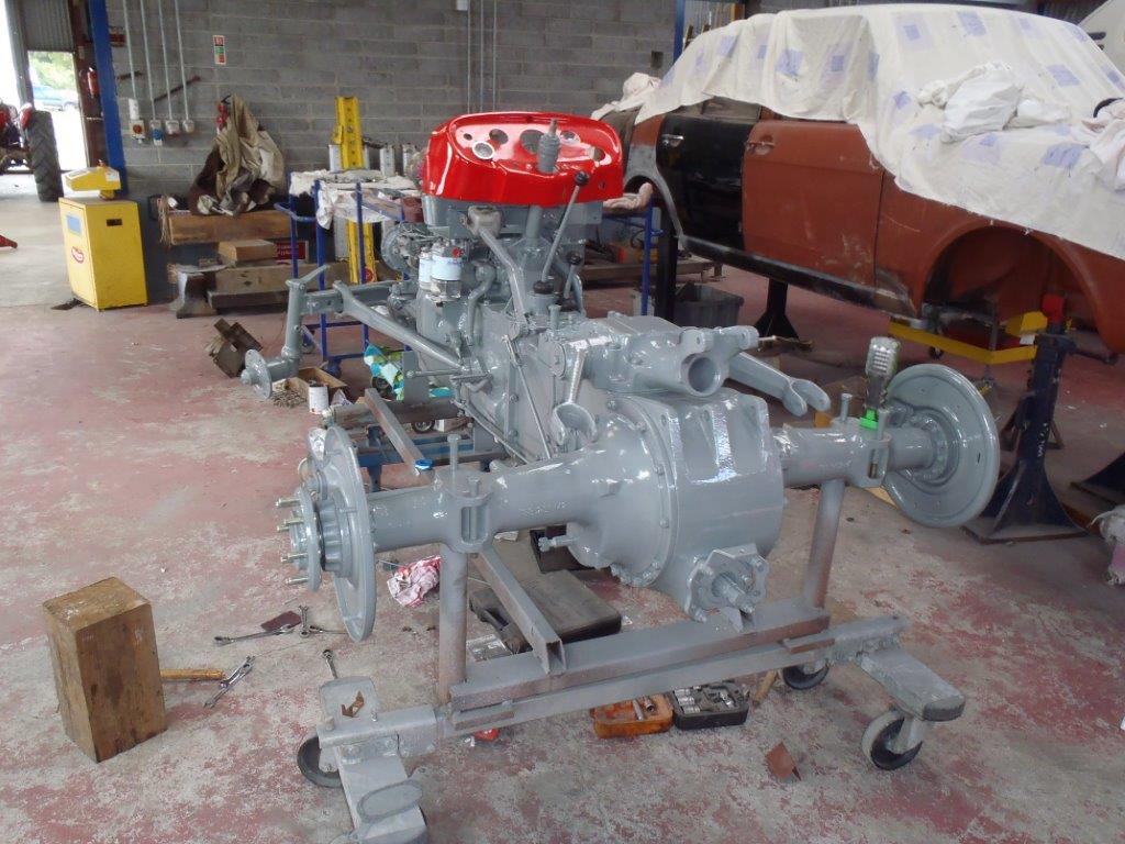 Tractor Restoration - Misc18