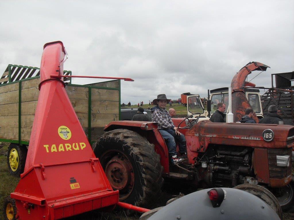 Tractor Restoration - Misc24