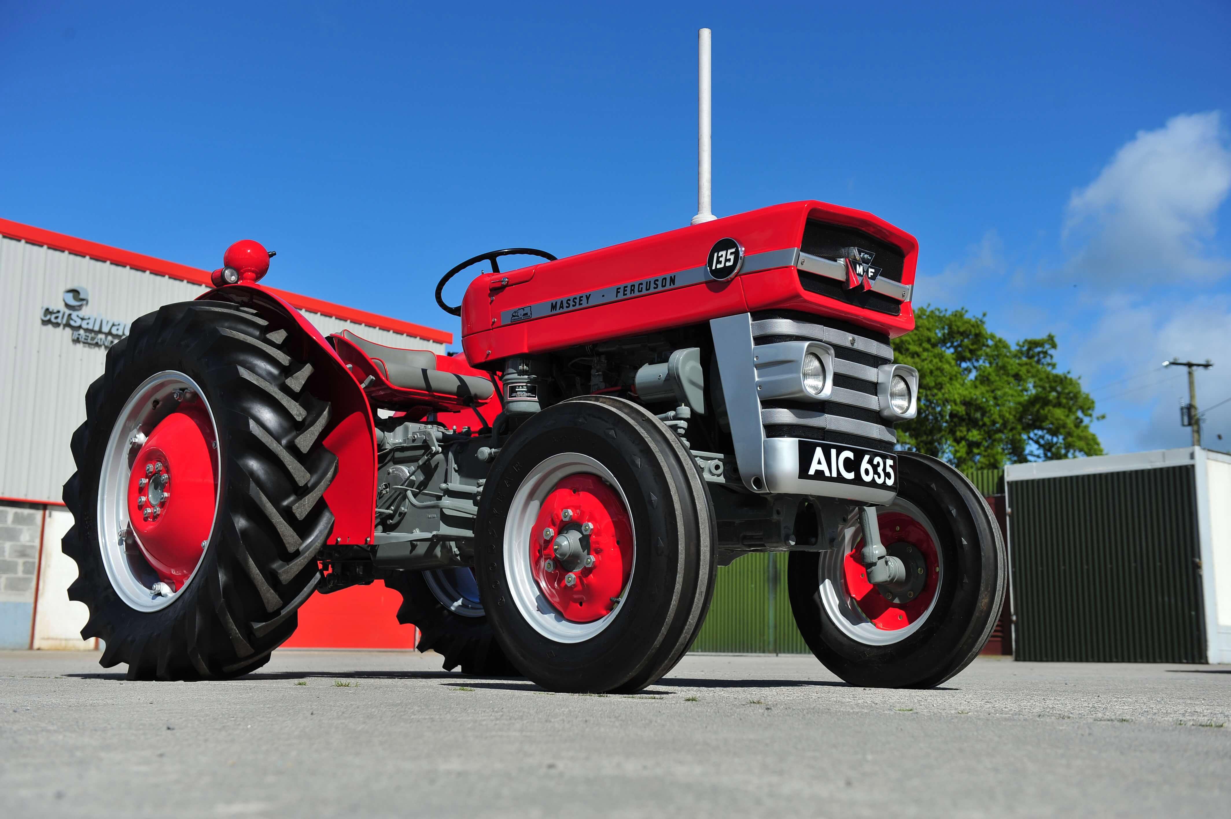 Tractor Restoration - Misc26