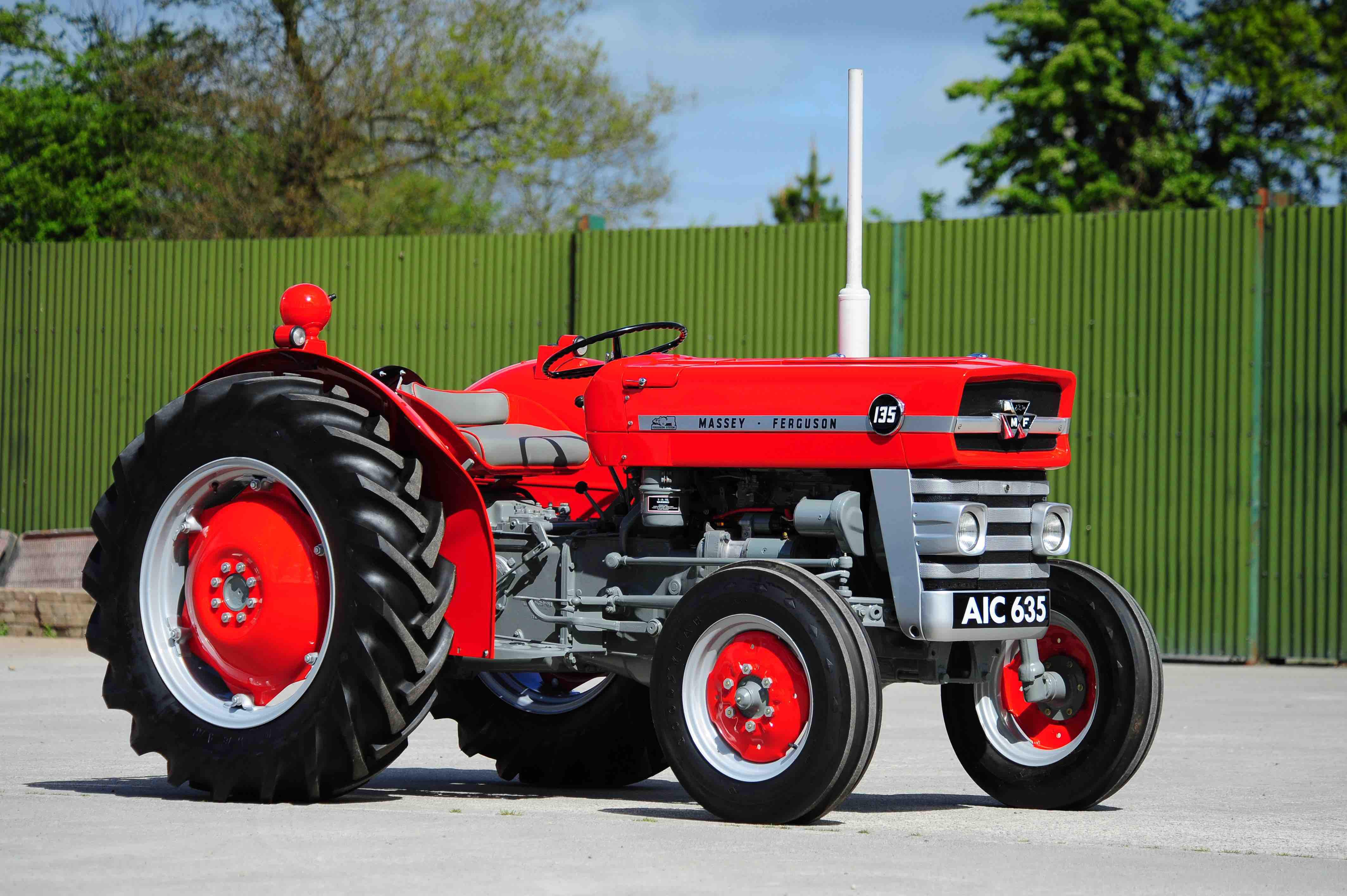 Tractor Restoration - Misc27