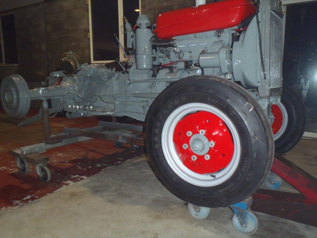 Tractor Restoration - Misc3