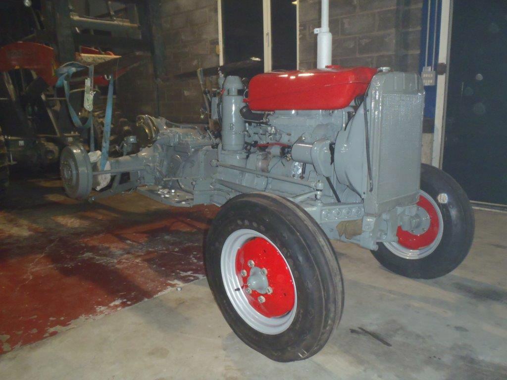 Tractor Restoration - Misc4