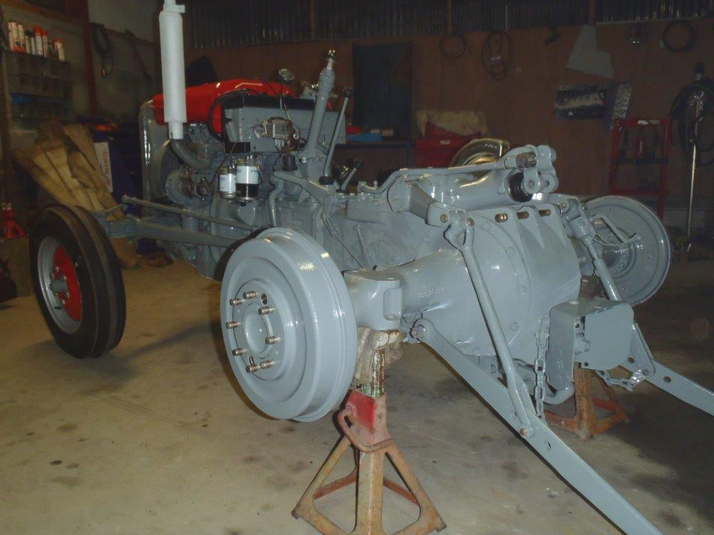 Tractor Restoration - Misc5