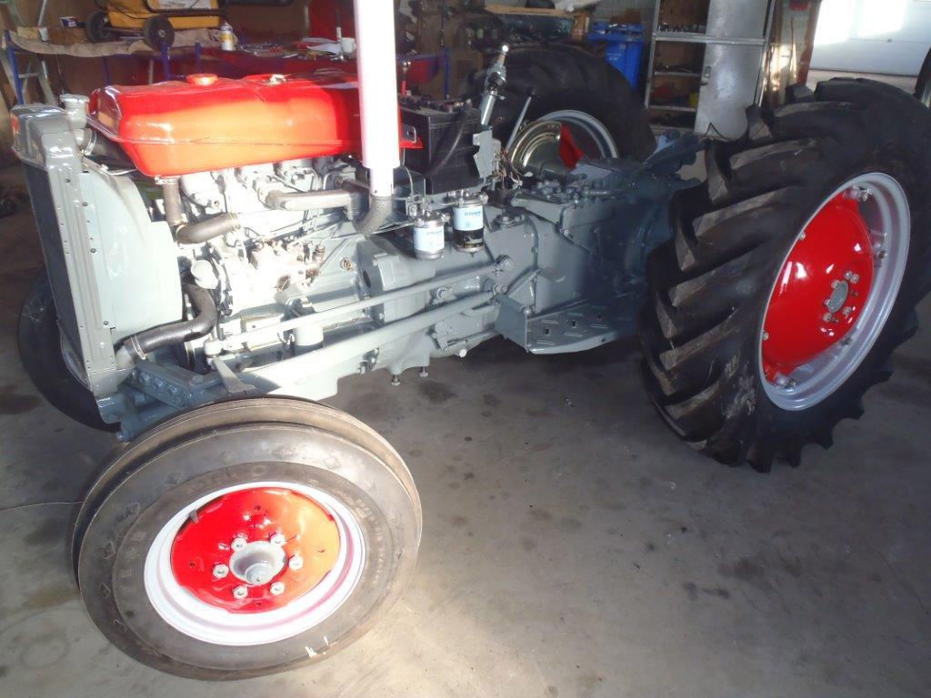 Tractor Restoration - Misc7