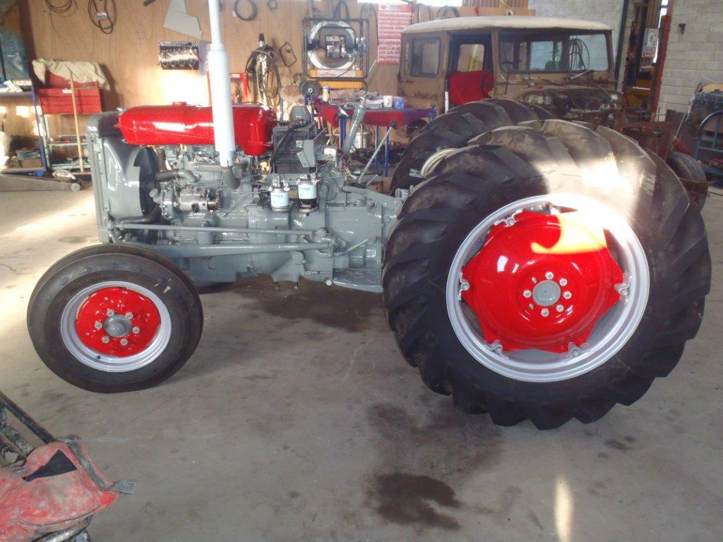 Tractor Restoration - Misc8