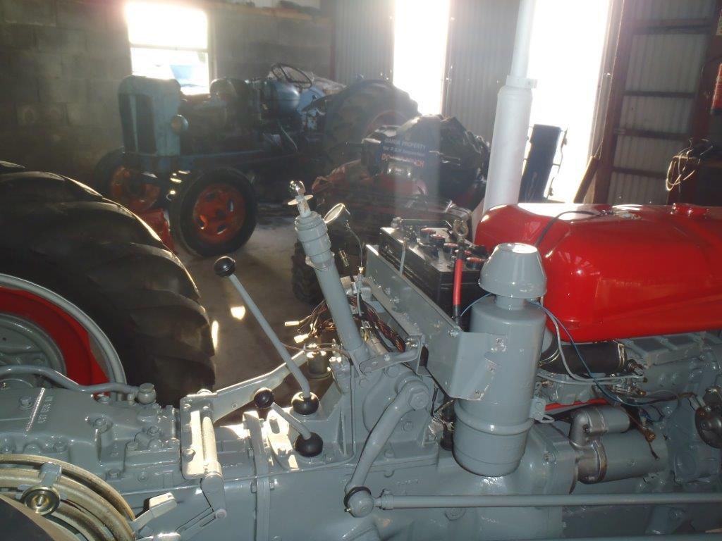 Tractor Restoration - Misc9