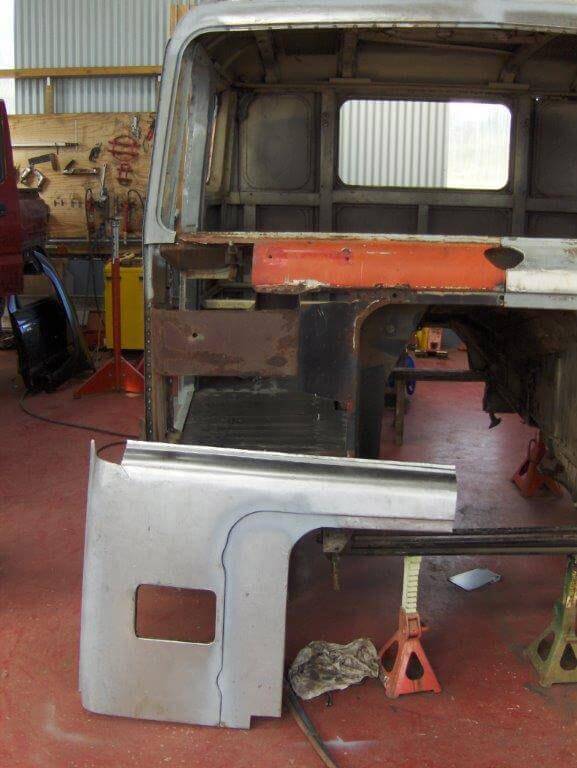 Volvo Truck Restoration V21