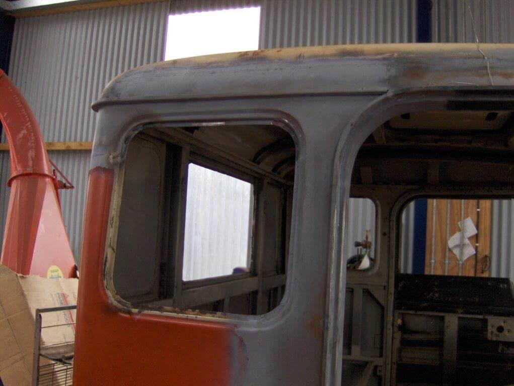 Volvo Truck Restoration V210