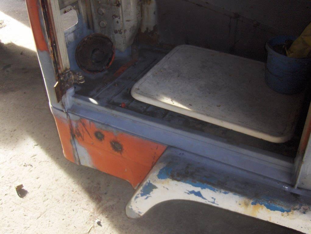 Volvo Truck Restoration V213