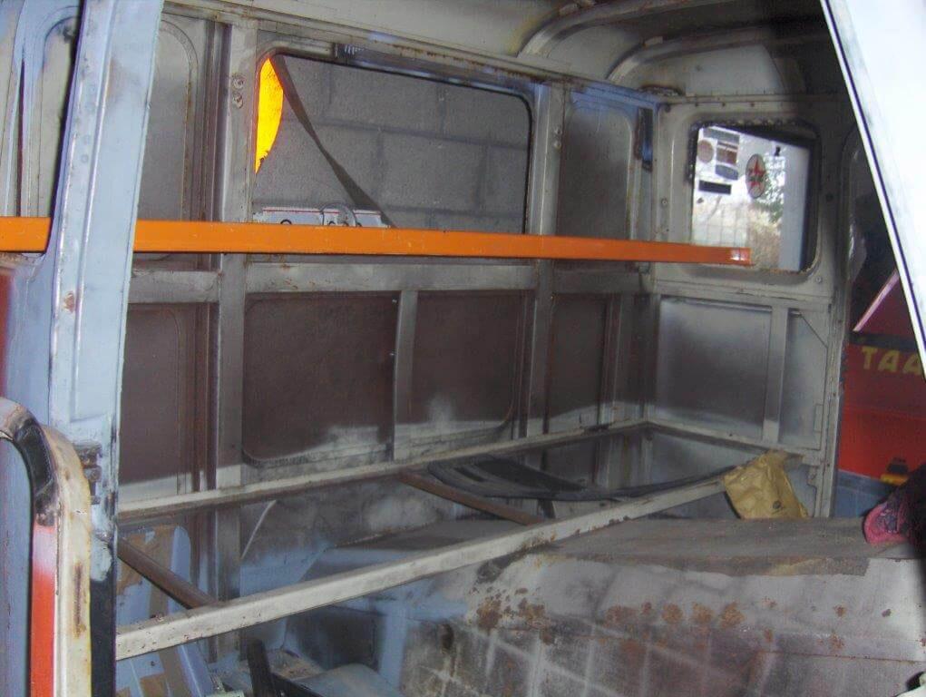 Volvo Truck Restoration V218