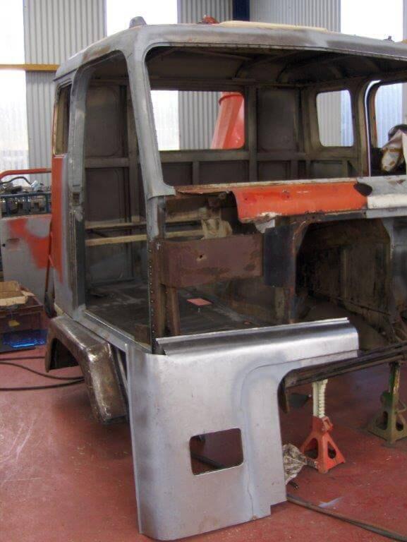 Volvo Truck Restoration V22