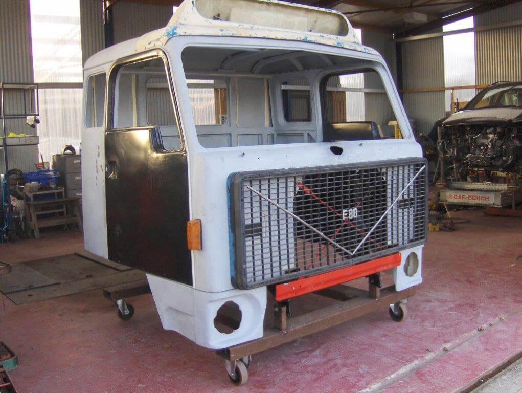 Volvo Truck Restoration V222
