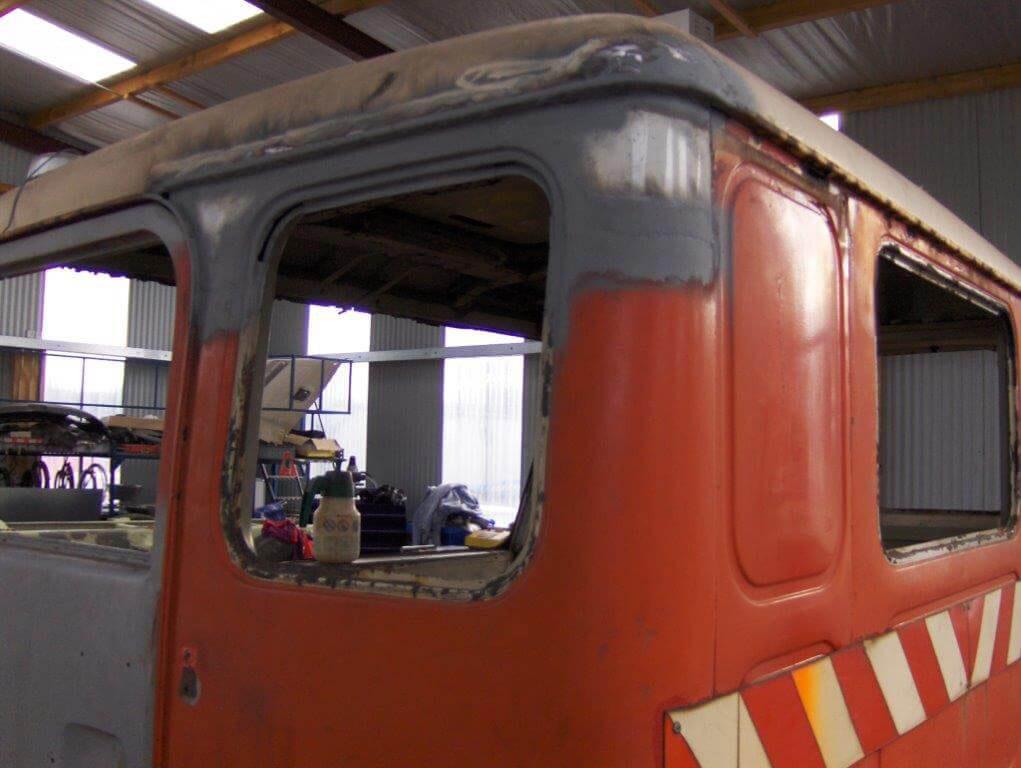 Volvo Truck Restoration V228
