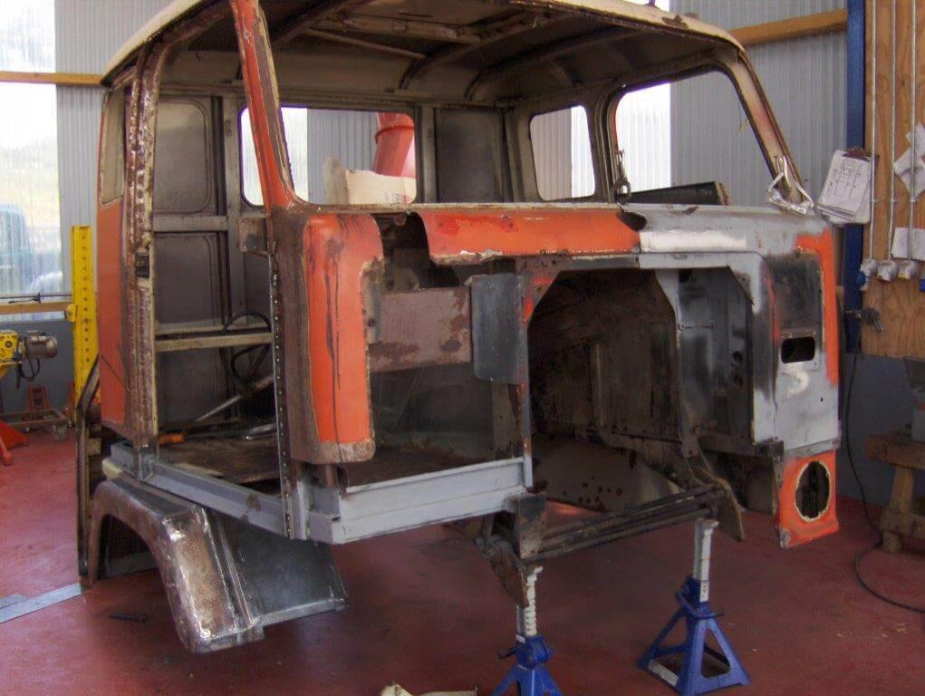 Volvo Truck Restoration V24