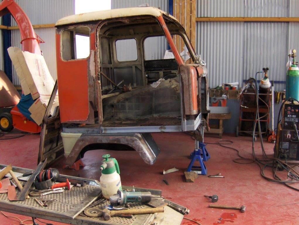 Volvo Truck Restoration V25
