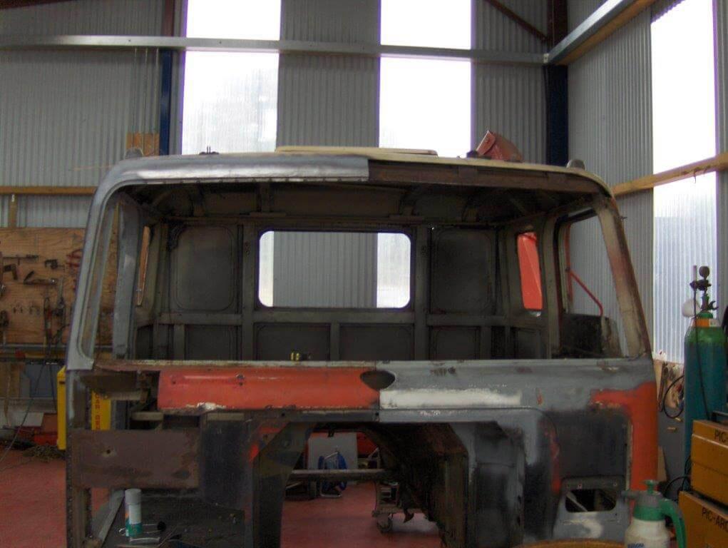 Volvo Truck Restoration V28