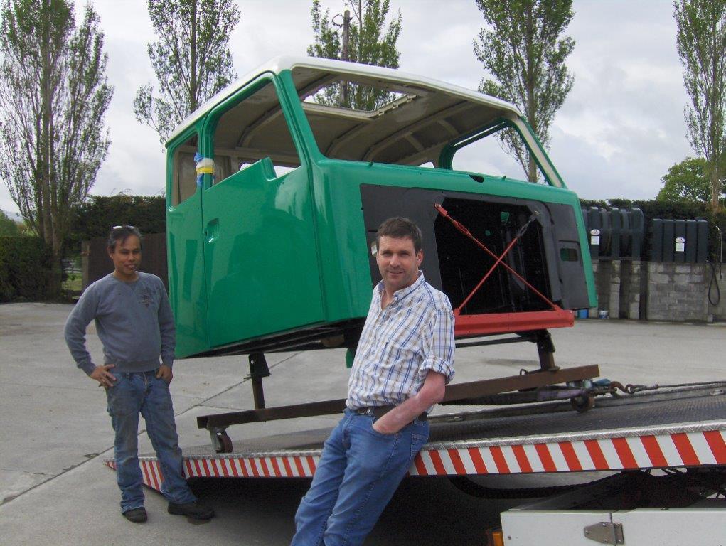 Volvo Truck Restoration - mid V21
