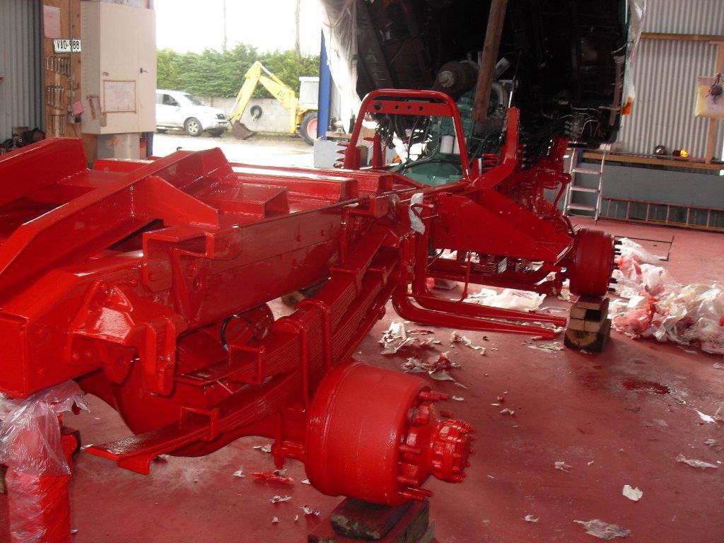 Volvo Truck Restoration - mid V220