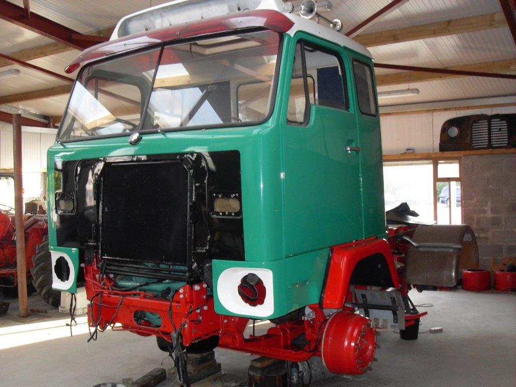 Volvo Truck Restoration - mid V224