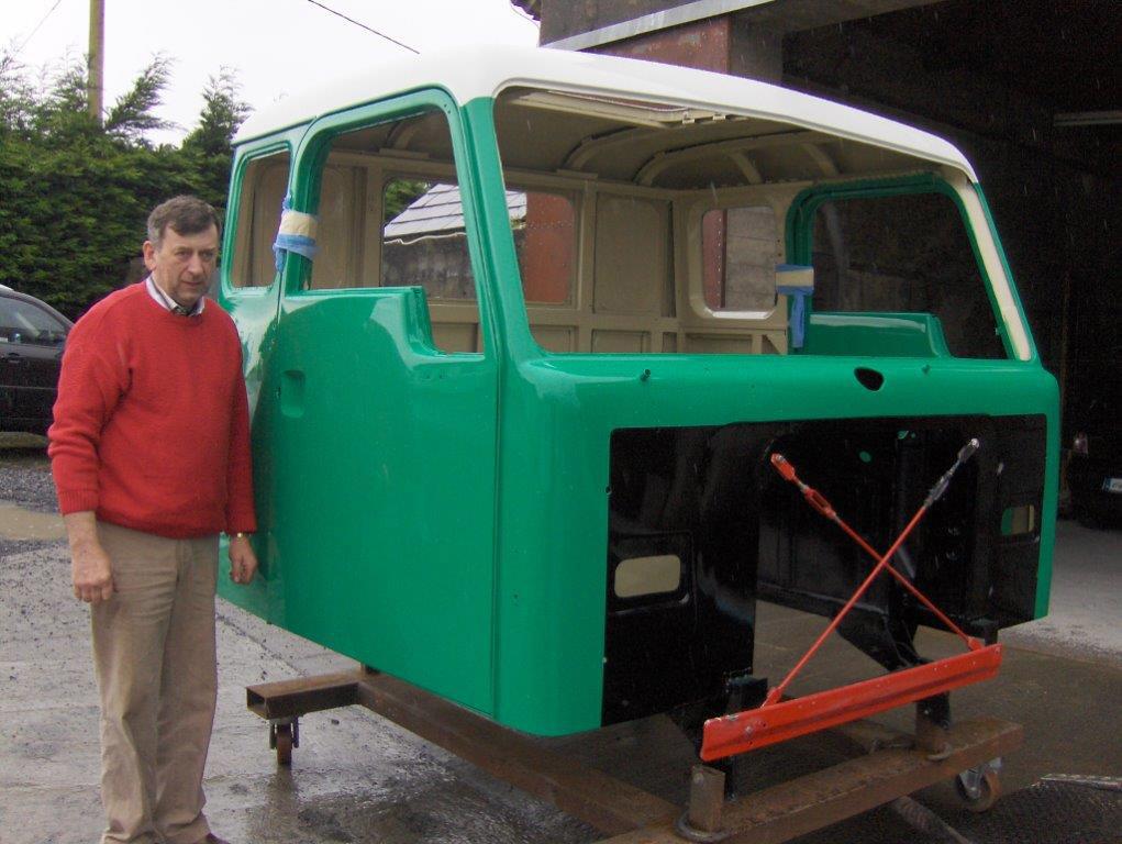 Volvo Truck Restoration - mid V24