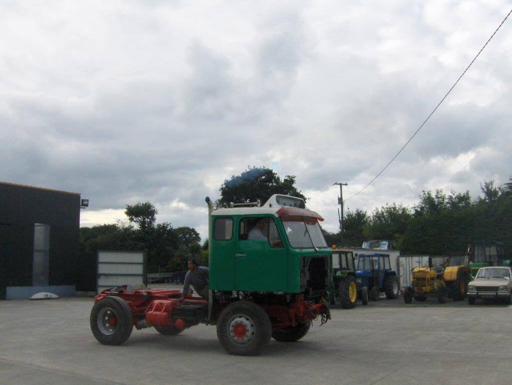 Volvo Truck Restoration - mid V27