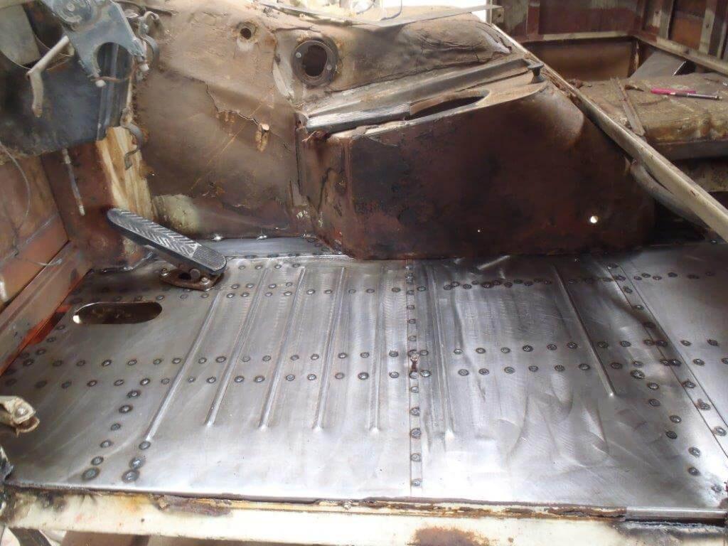 Volvo Truck Restoration1