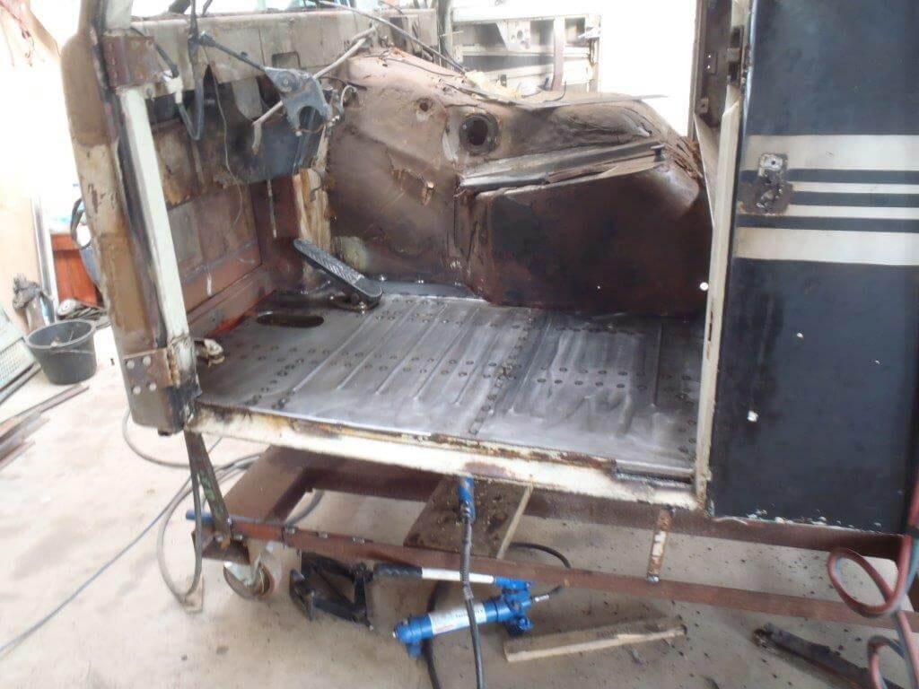 Volvo Truck Restoration3