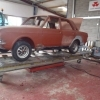 Ford Cortina Car Restoration - Misc1