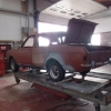 Ford Cortina Car Restoration - Misc2