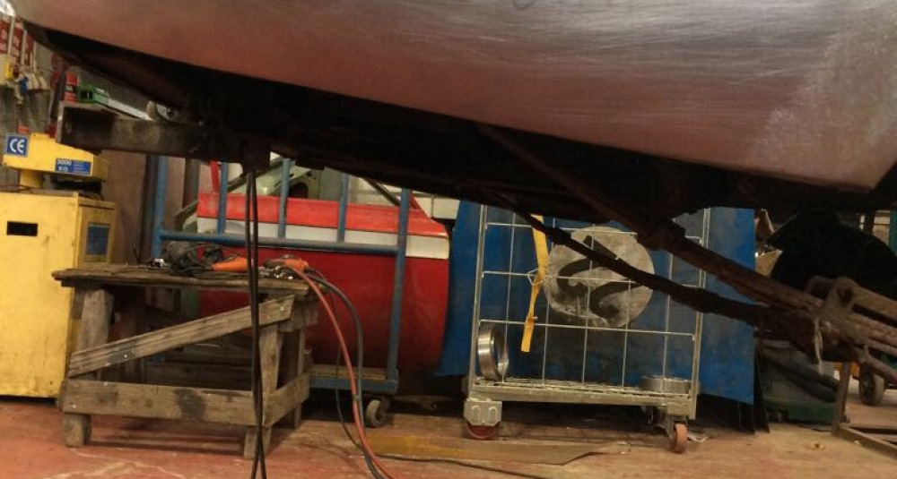 Ford Cortina Mk1 Car Restoration - Misc15
