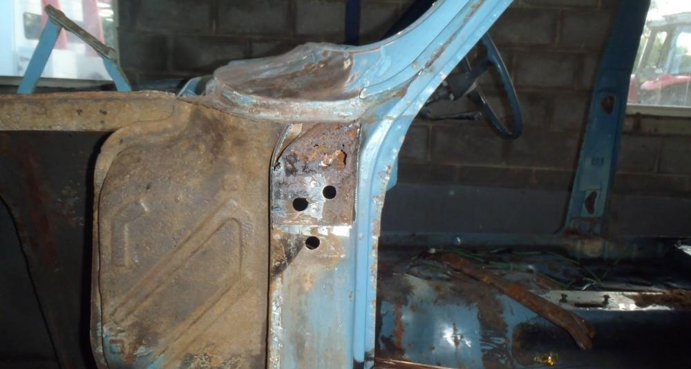 Ford Cortina Mk1 Car Restoration - Misc26