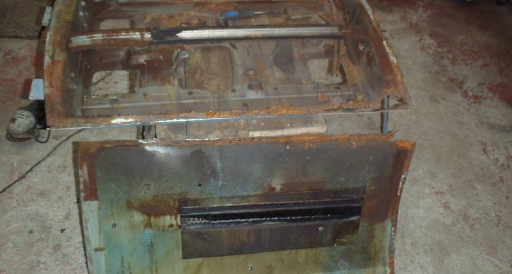Ford Cortina Mk1 Car Restoration - Misc29
