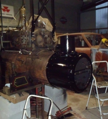 Steam Engine Restoration