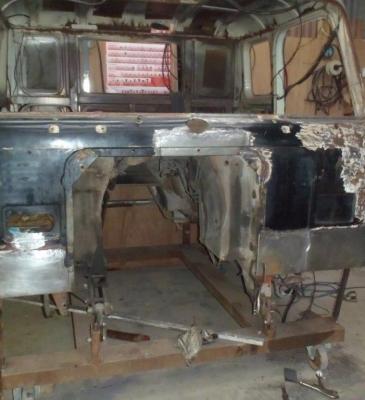 Volvo truck Restoration Restoration